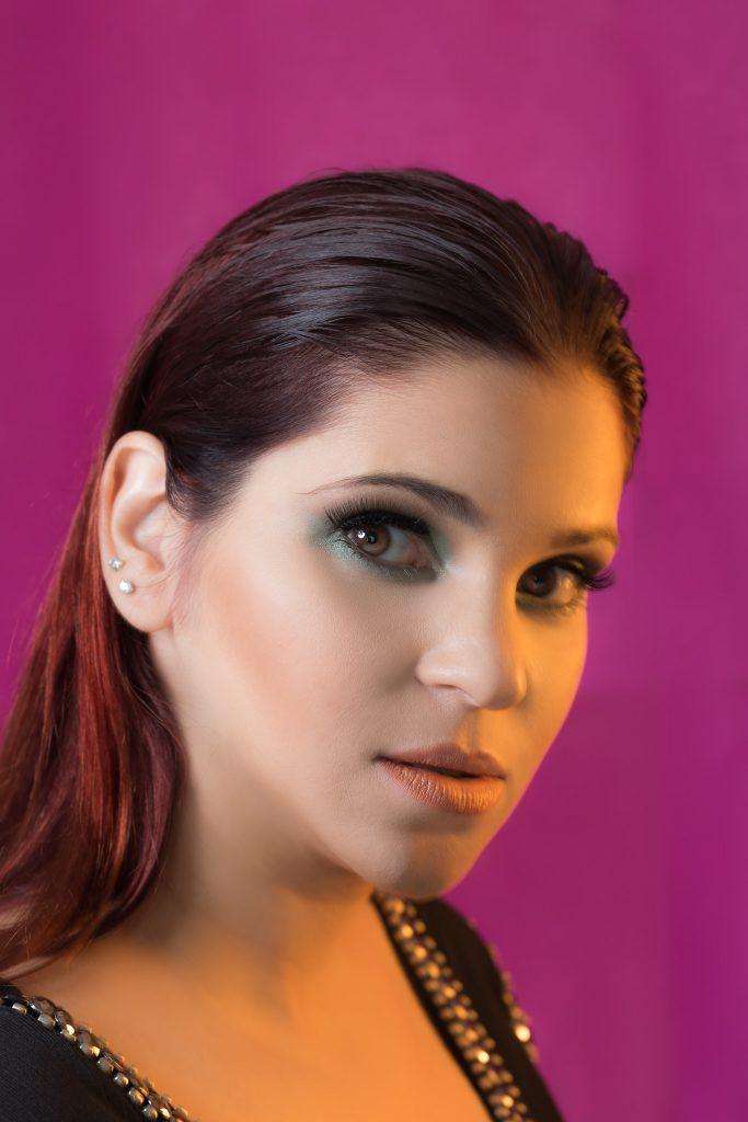 Maquiagem Colorida de Verão