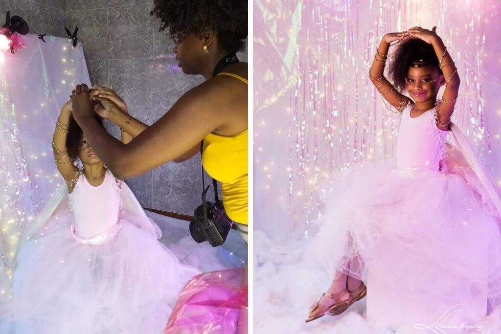 Making of Projeto Mini Divas