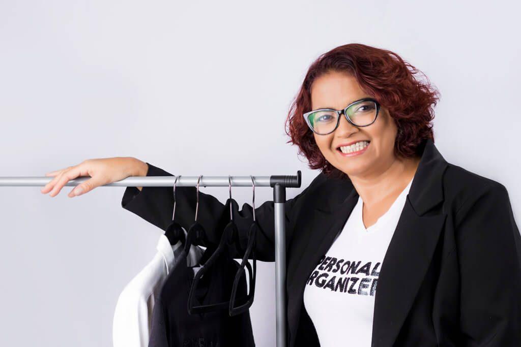 Retrato Profissional Vendedor de  Personal Organizer
